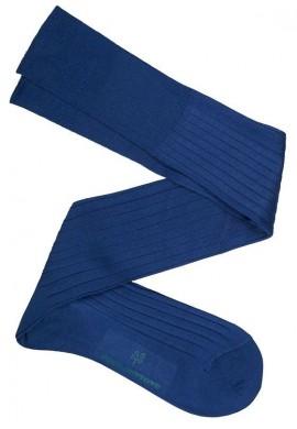 Calcetín Hilo de Escocia Azul Raf