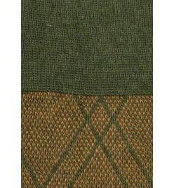 Calcetines de Rombos en militare y albero