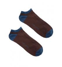 Calcetines tobilleros Chocolate