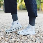 ¿Has probado nuestros calcetines de espiga? Esta combinación de grises está siendo todo un éxito!   #calcetines #socks #calcetinesfourcottons #fourcottons #hechoenespaña