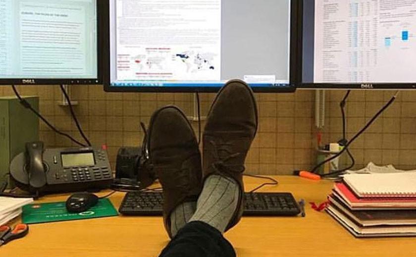 Tendencias, el calcetín corporativo